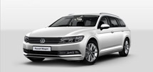 New Passat Wagon